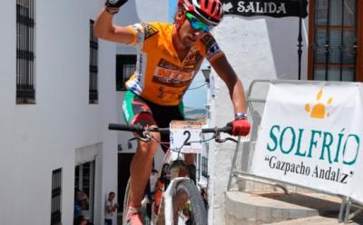 Pedro Romero volverá a la Vuelta a Andalucía MTB