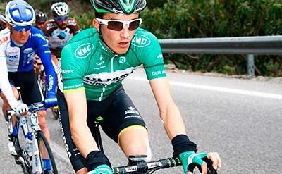 Pello Bilbao muy satisfecho tras llevarse la montaña en Andalucía