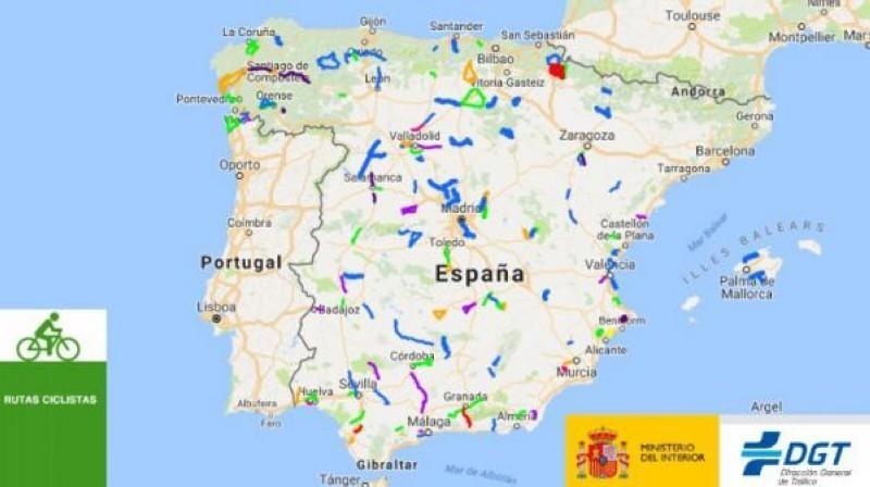 Rutas protegidas para ciclistas