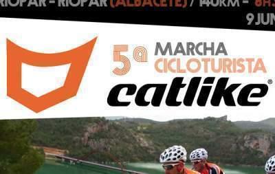 Llega la quinta edición de la Marcha Cicloturista Catlike