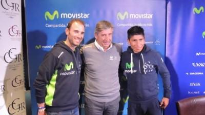 Quintana y Valverde estarán en el Tour y la Vuelta