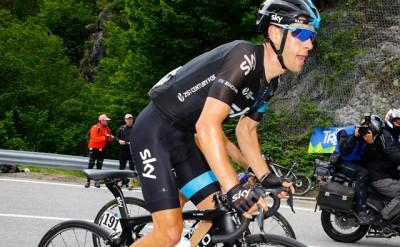 Richie Porte abandona el Giro de Italia