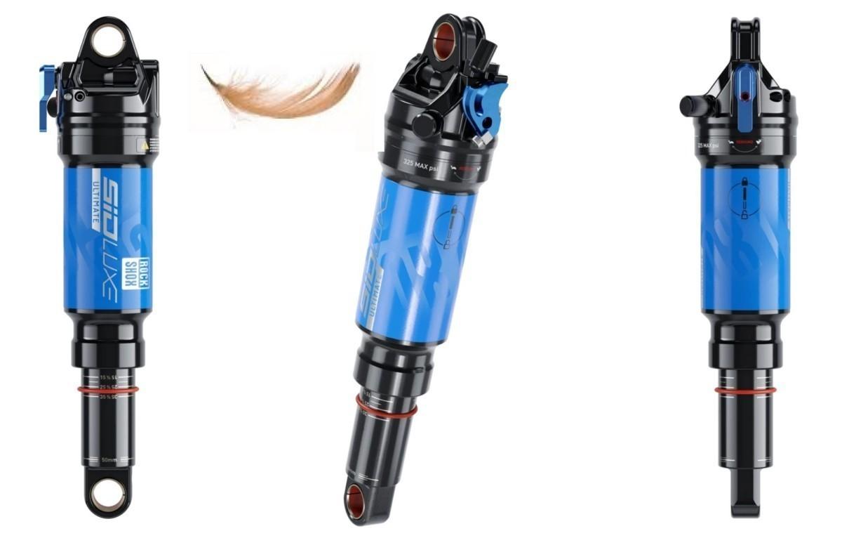 Rock Shox SIDLuxe Ultimate, el amortiguador más ligero del mercado