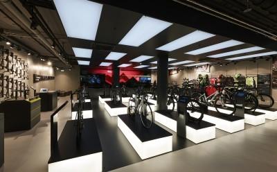 Rose BikeTown Munich entre las Store of Year Award