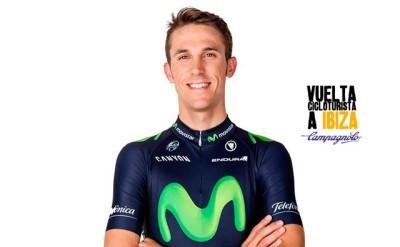 Rubén Fernández pedaleará en la Vuelta a Ibiza