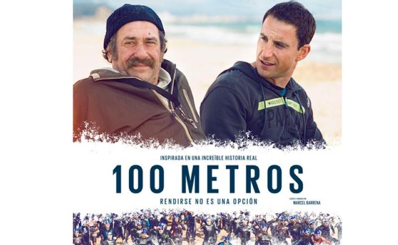 Se estrena hoy 100 Metros, una historia de superación y deporte
