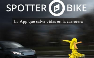 SPOTTER.BIKE refuerza la seguridad vial en las carreteras