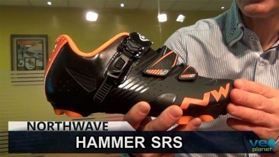 Te presentamos las zapatillas del BZ Team: Northwave Hammer SRS