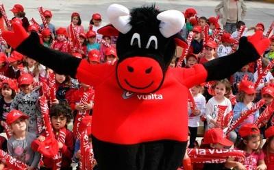 Tei Tei será la mascota de La Vuelta a España