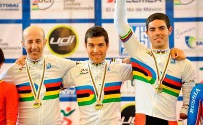Temporada de ciclismo adaptado 2015