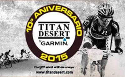 Todos los controles dieron negativo en la Titan Desert