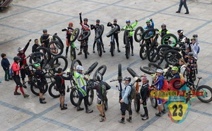 Éxito total del I Fat Bike Day
