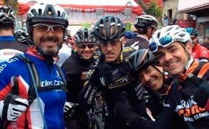 10000 del Soplao 2015: Rafa Alkorta se hace biker