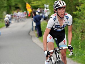 Tour de Francia: Andy Schleck nuevo líder