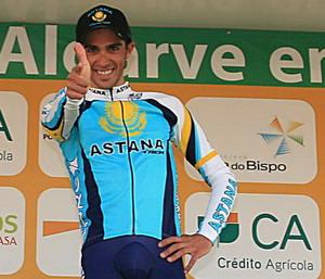 Alberto Contador no seguirá en el Astana