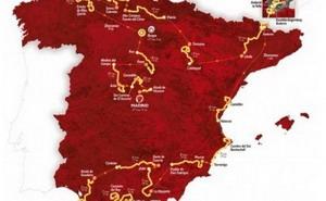 15 días para el comienzo de La Vuelta a España 2015