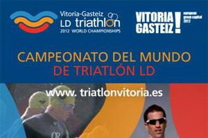 1150 triatletas se citan en Vitoria
