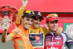 Momento histórico para el Euskaltel Euskadi