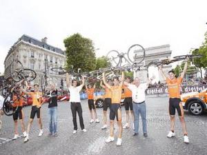 Tour de Francia: Samuel Sánchez acaba cuarto