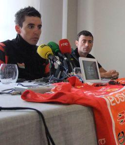 La Vuelta: Que me quiten lo bailao asegura Antón
