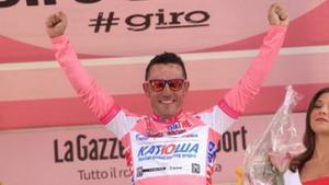 Giro de Italia: El vídeo con la victoria de Purito Rodriguez
