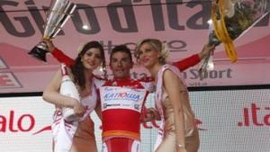 Purito Rodriguez pasa a liderar el ranking UCI