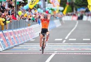 Ion Izagirre regala al Euskaltel su primera victoria en el Giro 2012