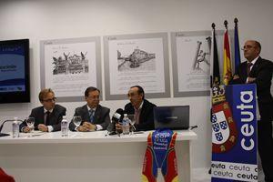 Ceuta patrocinador oficial de la Federación Española de Triatlón