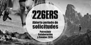 226ERS abre el periodo para solicitud de patrocinios