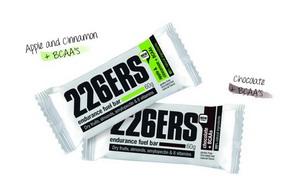 226ERS añade BCAA a las Endurance Fuel Bar