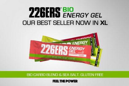 226ERS lanza sus Bio Energy Gels en formato de 40 grs