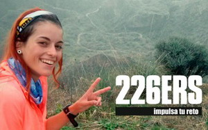 226ERS patrocina a una joven que perdió 22 kilos