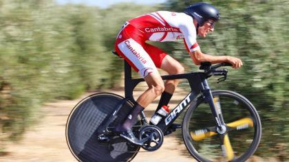 30 ciclistas optarán al oro en la CRI sub23 del Campeonato de España de Carretera