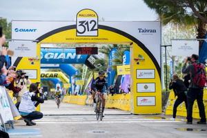 4.400 ciclistas recorren la isla con la Mallorca 312–Giant–Taiwan