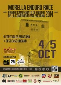 4 y 5 de Octubre, 1er enduro Race Morella Singletracks