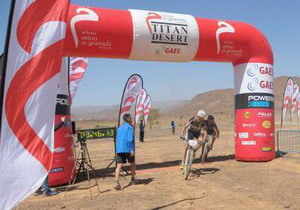 Marzio Deho gana la segunda etapa de la Titan Desert 2013