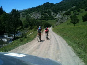 Pedals de Foc 2012 Crónica de la aventura