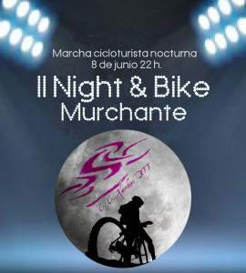 La II Night & Bike Murchante