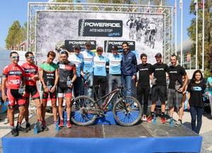 560 ciclistas llegan a Lisboa en la III Non Stop Madrid Lisboa