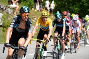 Rolland gana, Wiggins duda, Evans se hunde, así es una etapa alpina en el Tour