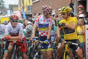 Fabian Cancellera abandona el Tour de Francia 2012