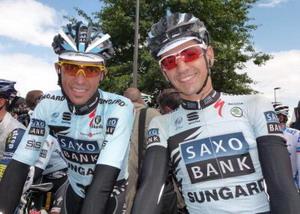Tour de Francia: Alberto Contador preparado para los Pirineos