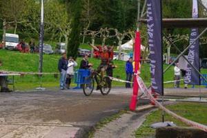 José Antonio Diez Arriola (Kross Bikezona) gana en Akarlanda