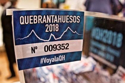 9.352 número afortunado en el sorteo de la Quebrantahuesos