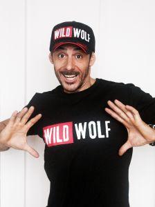 Cedric Gracia con  Wild Wolf