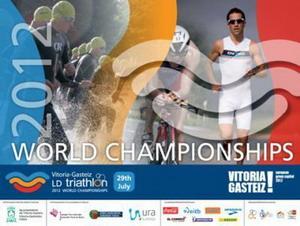 Cifra record de inscritos en el Cto del Mundo de Triatlón de Vitoria