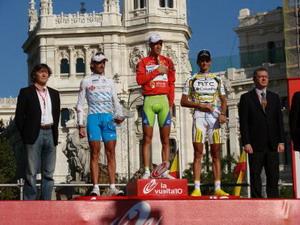La Vuelta: Nibali se lleva su primera Grande