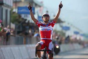 Giro de Italia: Vídeo resumen tercera etapa