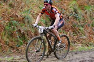 Diez Arriola (Kross BikeZona) ganador del Open Cántabro