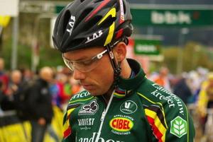 Sven Nys también gana al sprint